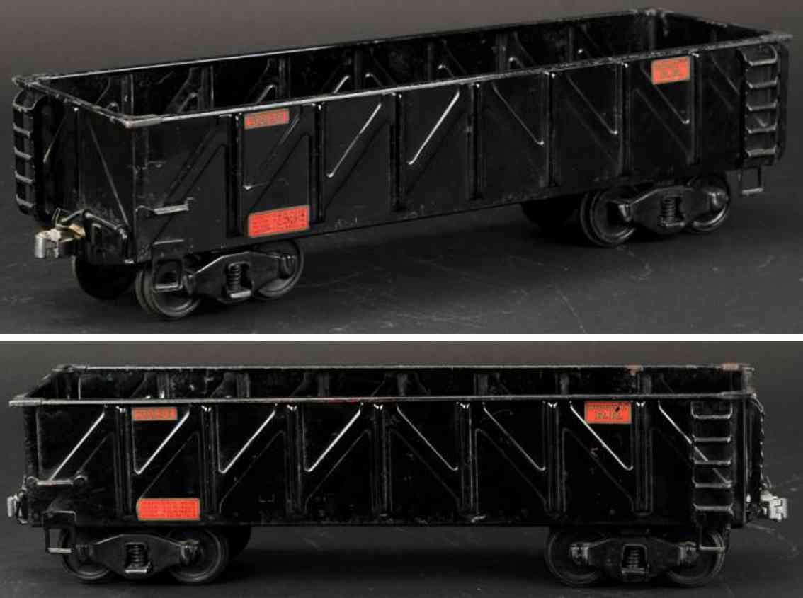 buddy l 70836 spielzeug eisenbahn kohlewagen outdoor serie