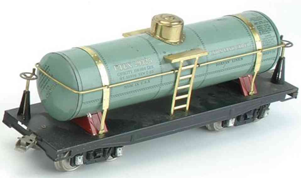 dorfan 804 railway toy box car wide gauge tanker car wide gauge