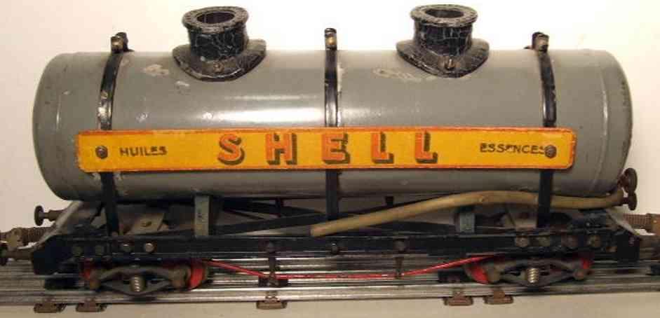 EDOBAUD Tankwagen SHELL