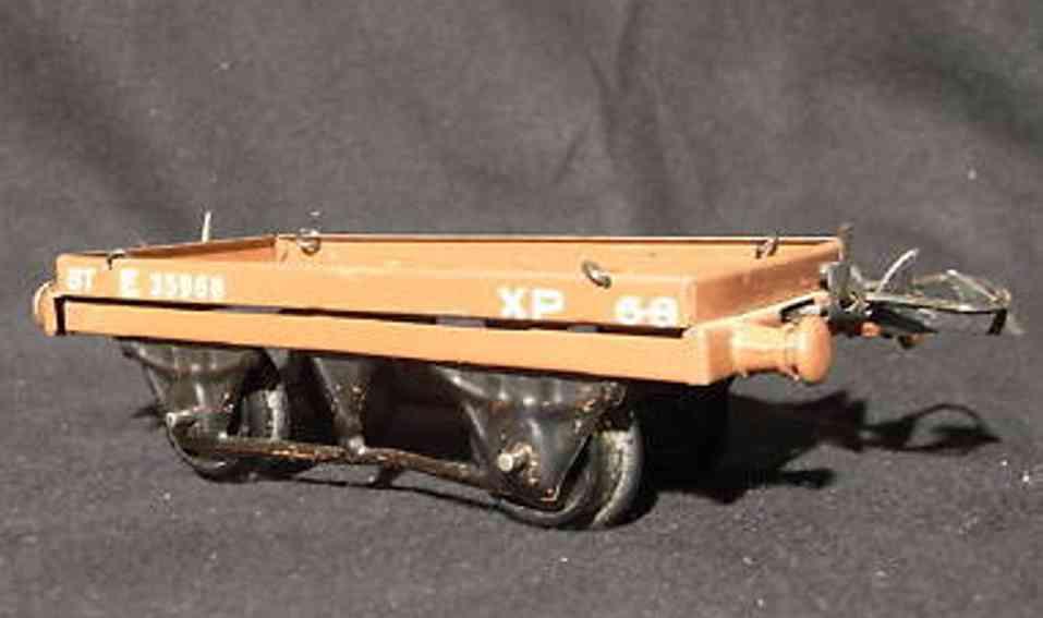 Hornby Flachbordwagen