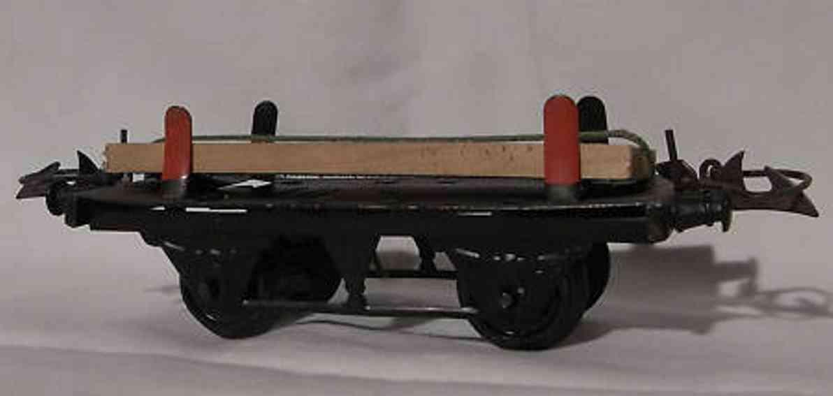 Hornby Güterwagen Holzwagen