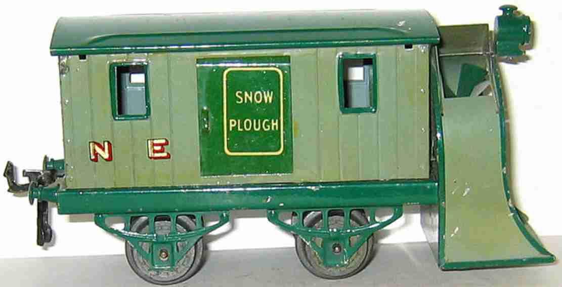 Hornby Güterwagen Schneepflug