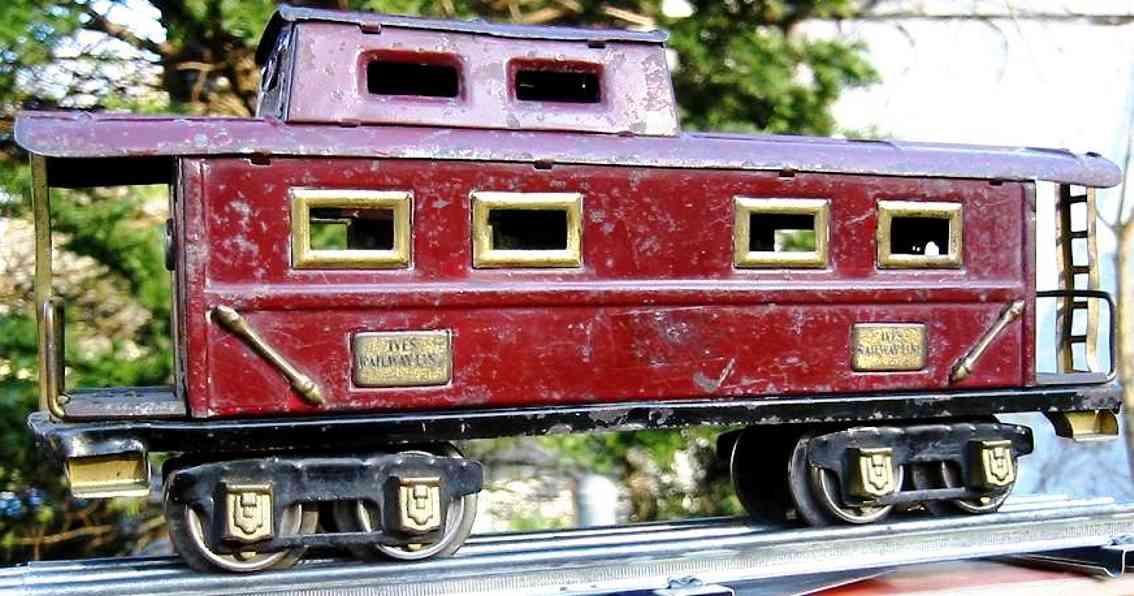 ives 121 1928 eisenbahn eisenbahn rot spur 0