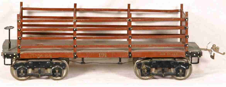 Ives 191 Güterwagen