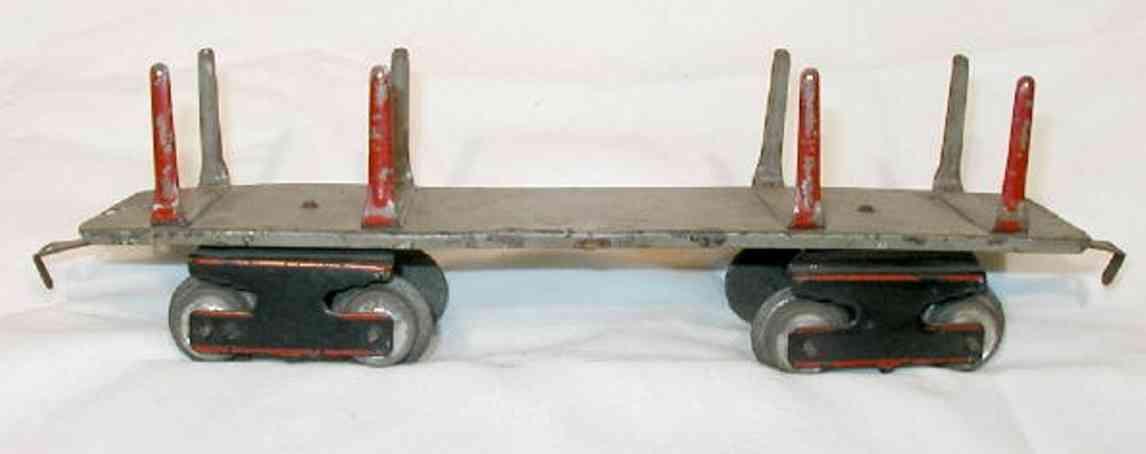 Ives 77 Lumber car