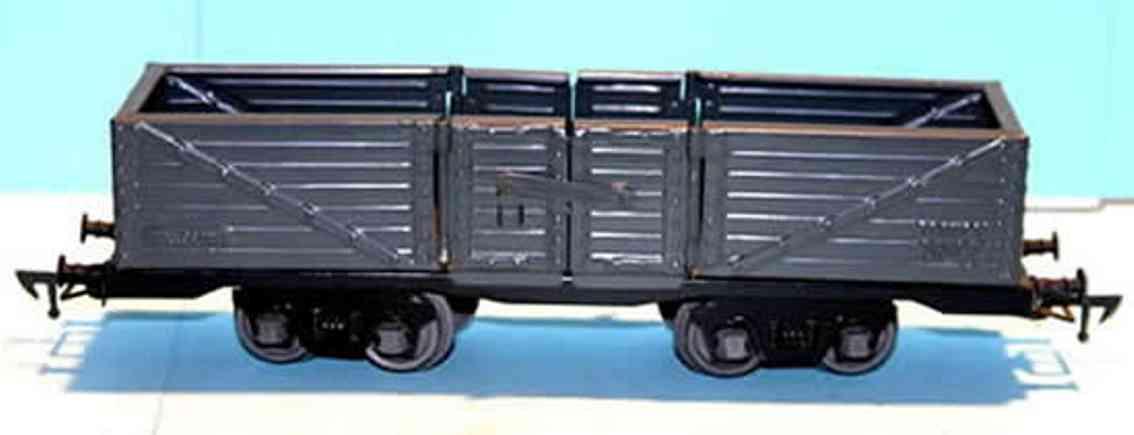 jep spielzeug eisenbahn offener güterwagen mit automatikkupplung