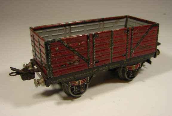 Kraus-Fandor 1151/10 A offener Güterwagen