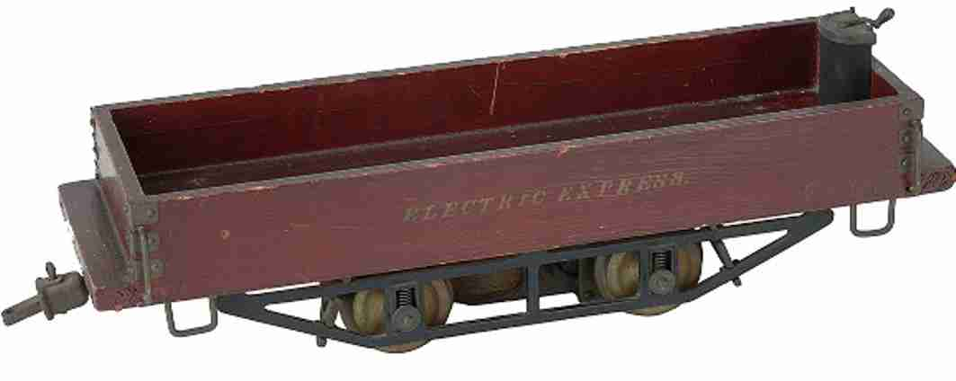 Lionel Offener Güterwagen