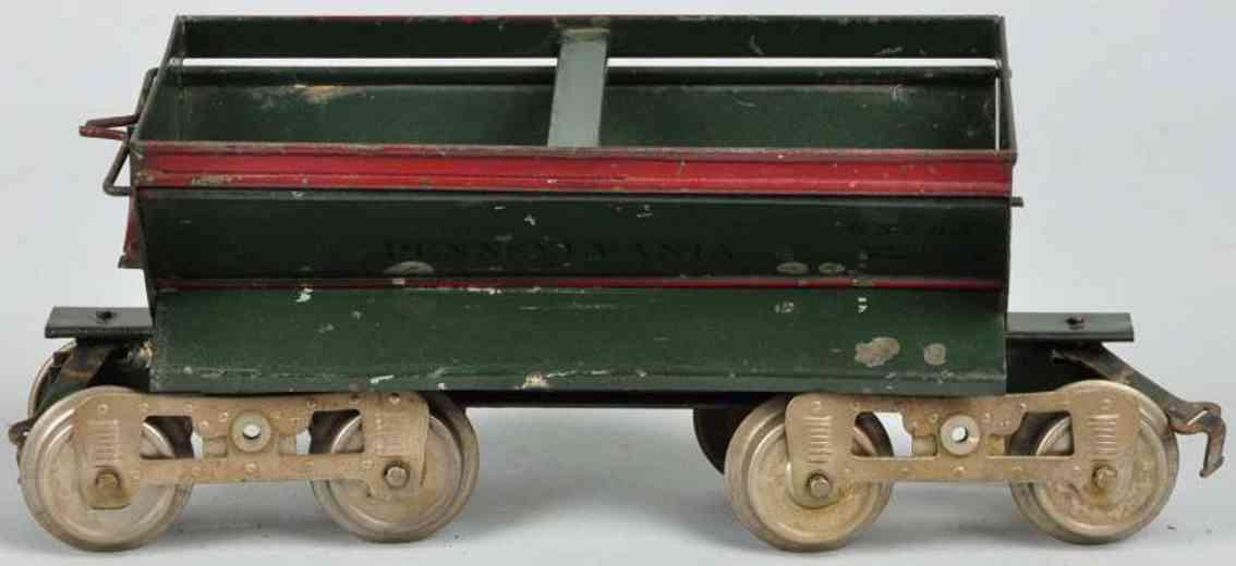 Lionel 14 VII Muldenwagen