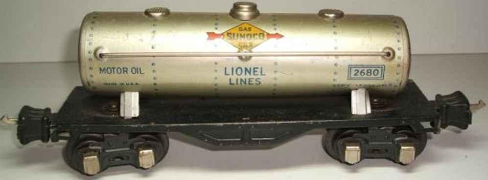 Lionel 2680 Tankwagen