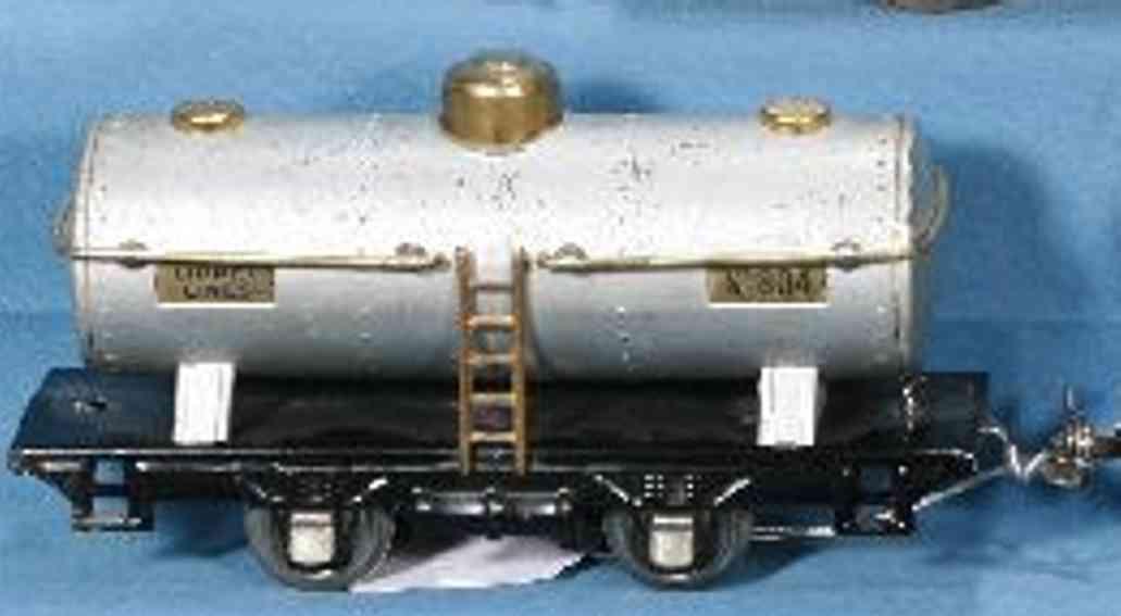 lionel 804 spielzeug eisenbahn aluminium kesselwagen spur 0
