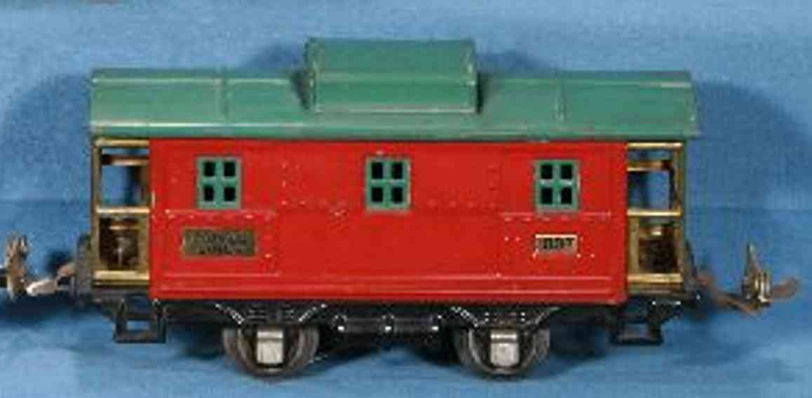 Lionel 807 Freight Wagon Caboose