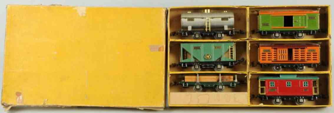 lionel 808 railway toy car assessory set 800 series freight cars gauge 0