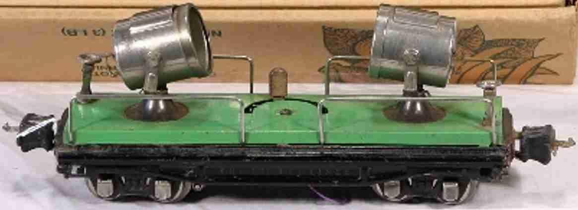 Lionel 820/IV Scheinwerferwagen