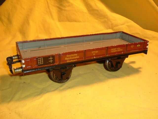 maerklin 1764/1 spielzeug eisenbahn niederbordwagen spur 1