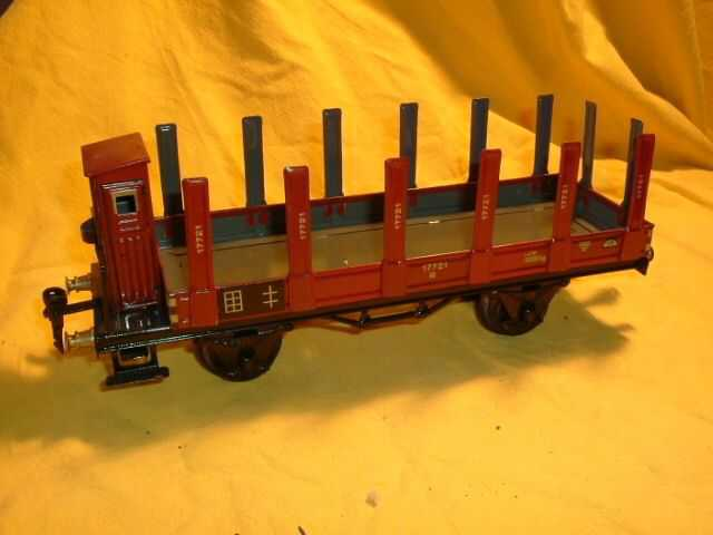 maerklin 1772/1 spielzeug eisenbahn rungenwagen spur 1