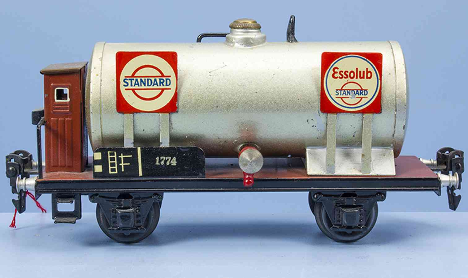 maerklin 1774/0 st 1938 eisenbahn kesselwagen standard essolub spur 0