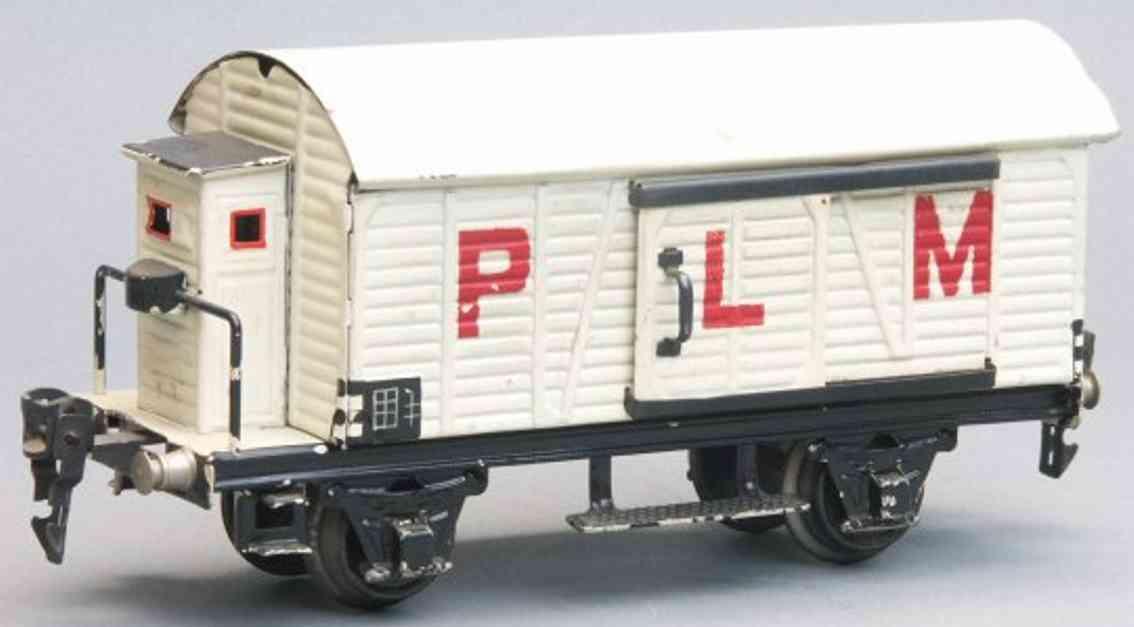 maerklin 1793/0 plm spielzeug eisenbahn kuehlwagen spur 0