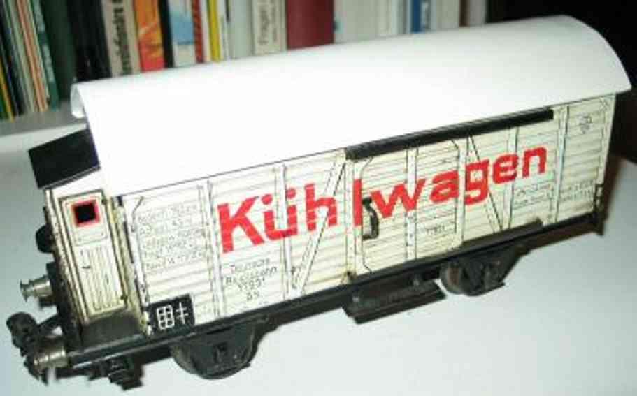maerklin 1793/1 spielzeug eisenbahn kuehlwagen spur 1