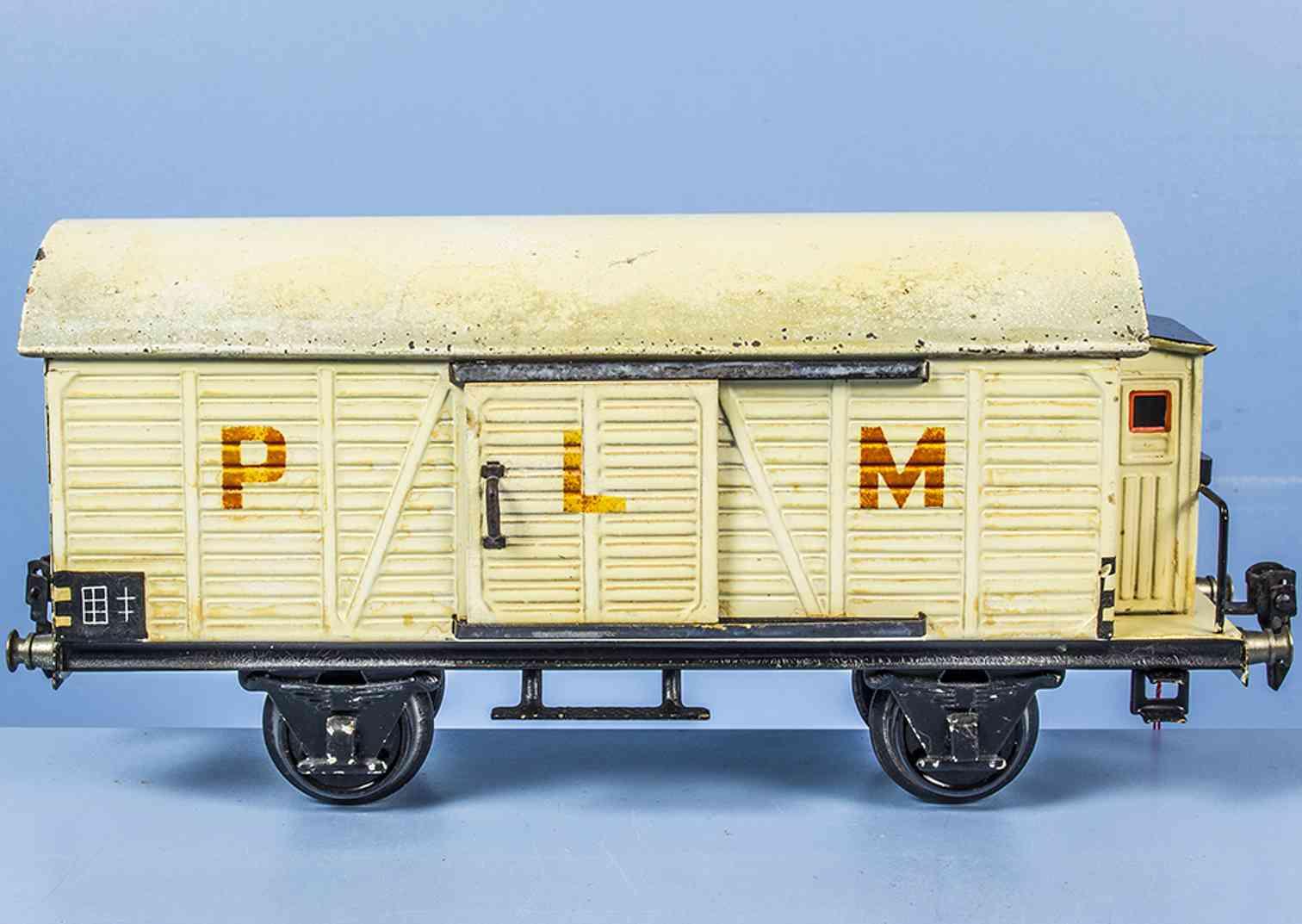 maerklin 1793/1 PLM spielzeug eisenbahn kuehlwagen spur 0