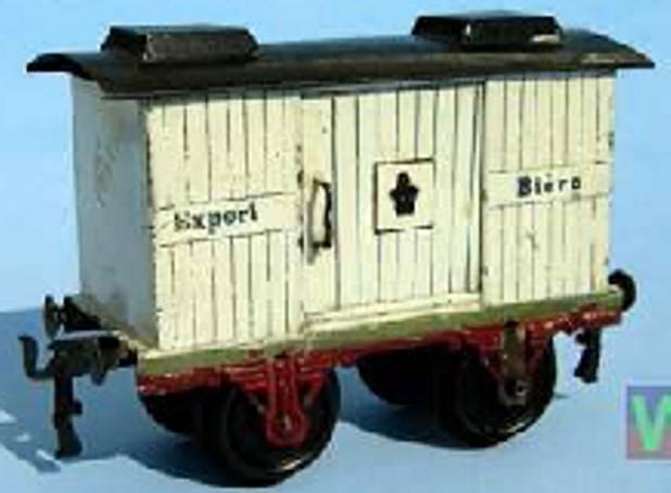 maerklin 1808/2 spielzeug eisenbahn bierwagen spur 2