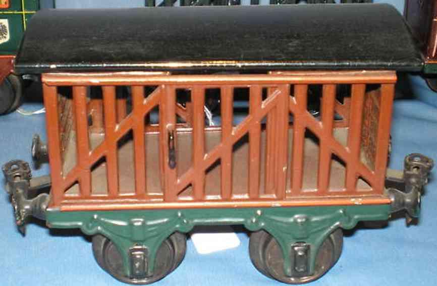 maerklin 1809/1 spielzeug eisenbahn fruechtewagen spur 1