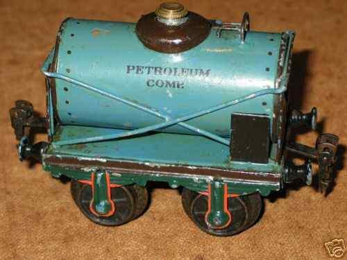 maerklin 1812/1 spielzeug eisenbahn petroleumwagen spur 1