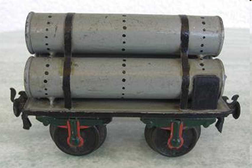 maerklin 1813/2 spielzeug eisenbahn gasroehrenwagen spur 2