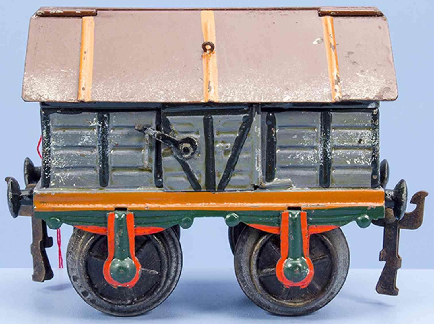 maerklin 1815/1 spielzeug eisenbahn zementwagen spur 1