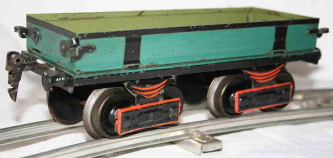 maerklin 1818/1 spielzeug eisenbahn offener gueterwagen spur 1