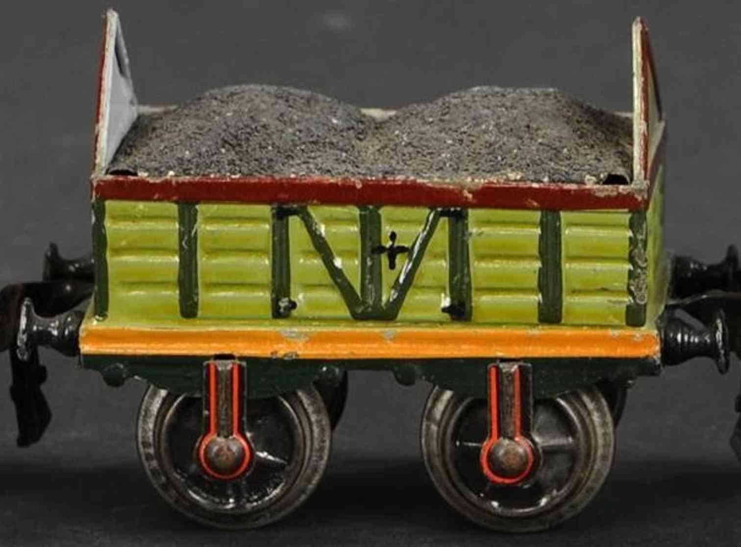 maerklin 1820/1 spielzeug eisenbahn kohlenwagen spur 1