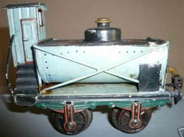 maerklin 1826/1 spielzeug eisenbahn tankwagen blau spur 1