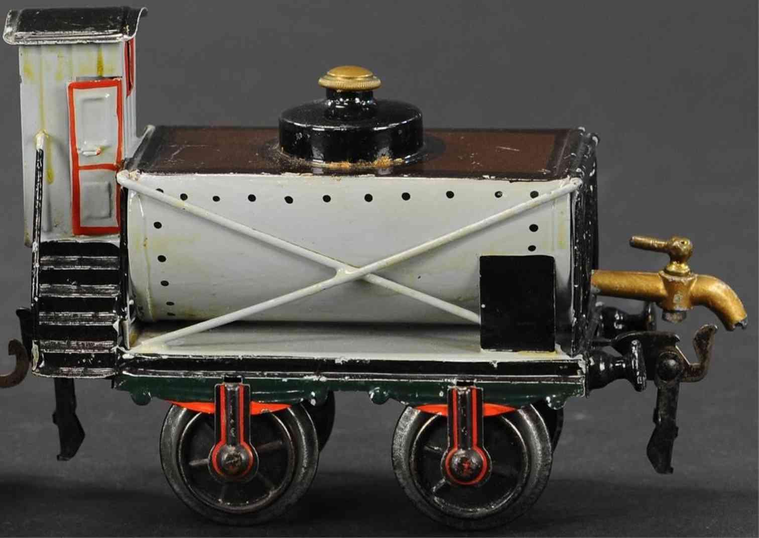 maerklin 1826/1 spielzeug eisenbahn tankwagen grau spur 1