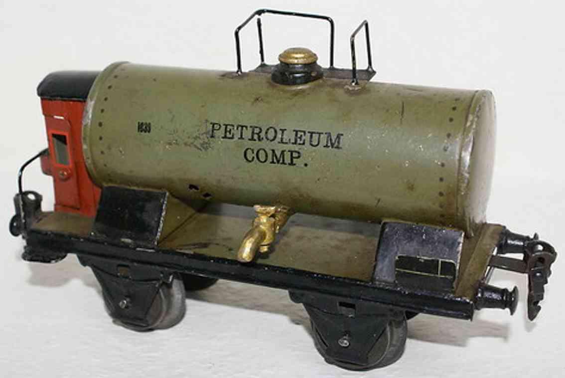 maerklin 1839/1 spielzeug eisenbahn kesselwagen petroleum spur 1