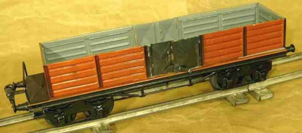 maerklin 1845/1 spielzeug eisenbahn offener gueterwagen spur 1