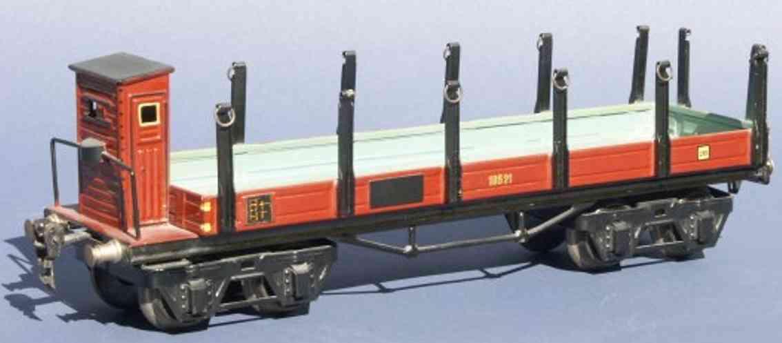 maerklin 1852/1 spielzeug eisenbahn rungenwagen spur 1