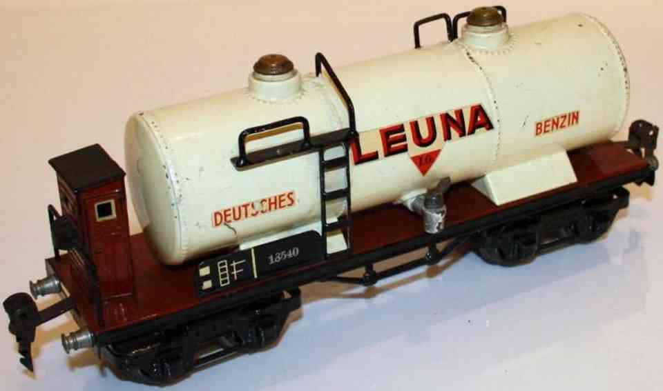 maerklin 1854/0 leuna spielzeug eisenbahn kesselwagen spur 0