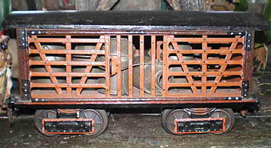 maerklin 1868/1 spielzeug eisenbahn milchtransportwagen spur 1