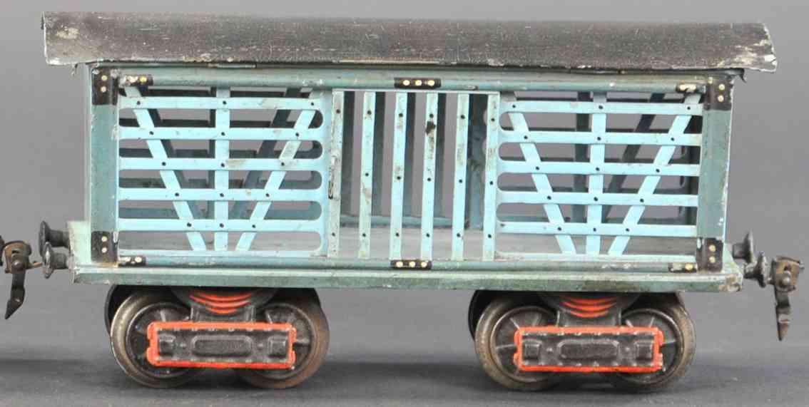 marklin maerklin 1871/1 prr american railway toy cattle car gauge 1