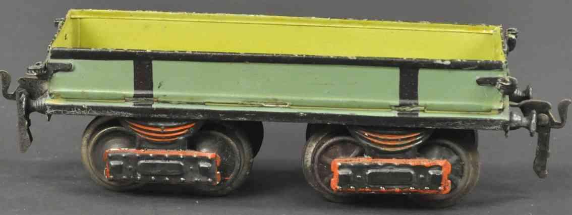 maerklin 1877/1 spielzeug eisenbahn moebeltransportwagen spur 1