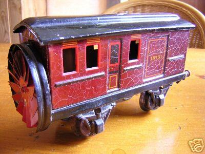 maerklin 1890/1 spielzeug eisenbahn schneeschleuderwagen spur 1