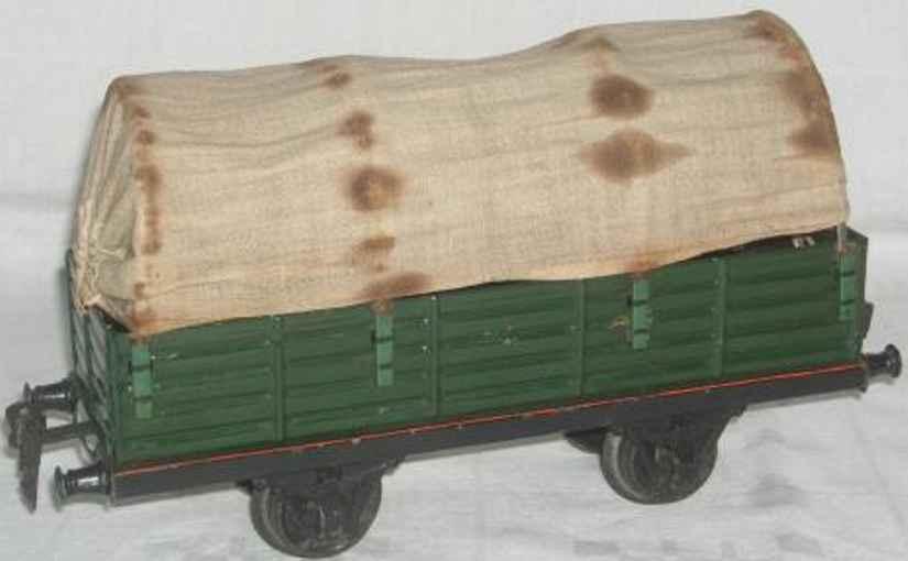maerklin 1922/1 spielzeug eisenbahn planewagen spur 1