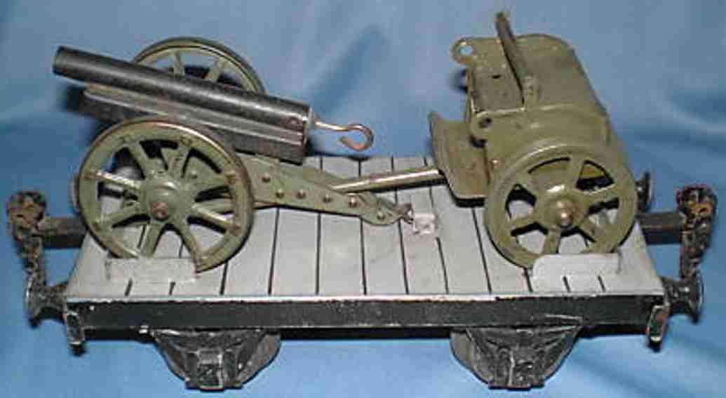 maerklin 1925/8400/16 spielzeug eisenbahn plattformwagen spur 1