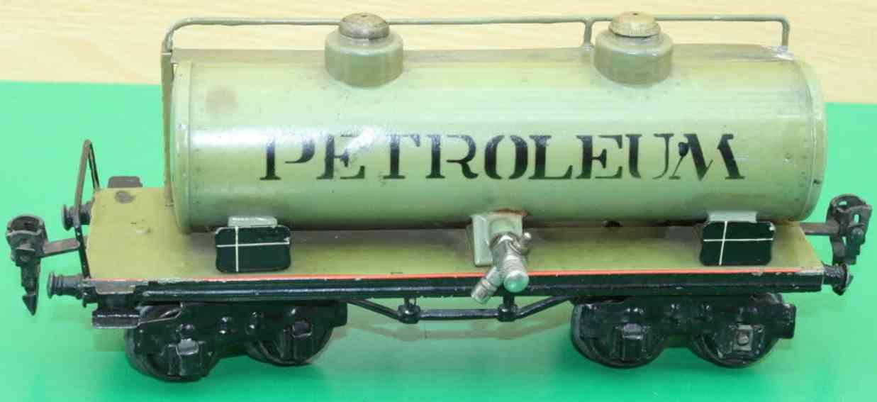 maerklin 1954/0 spielzeug eisenbahn kesselwagen petroleum spur 0