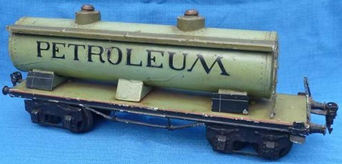 maerklin 1954/1 spielzeug eisenbahn kesselwagen petroleum spur 1