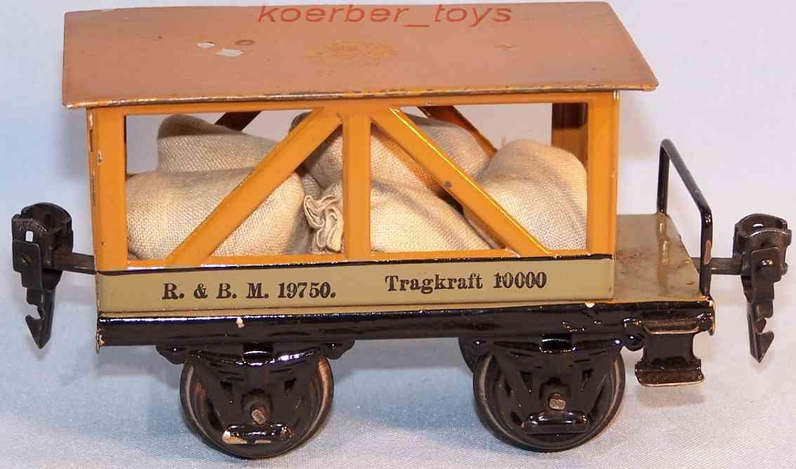 maerklin 1975/0 spielzeug eisenbahn tunnelreparaturwagen spur 0