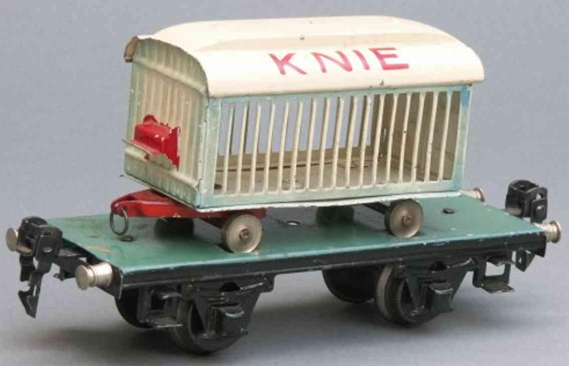 maerklin 1983/0 t spielzeug eisenbahn plattformwagen knie spur 0