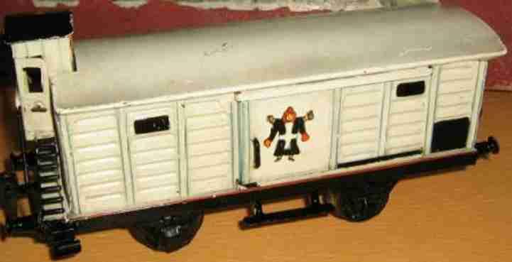 maerklin 1988/1 spielzeug eisenbahn bierwagen spur 1