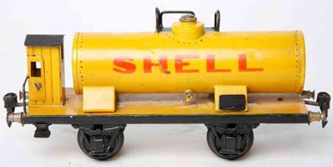 maerklin 1994/1 shell spielzeug kesselwagen spur 1