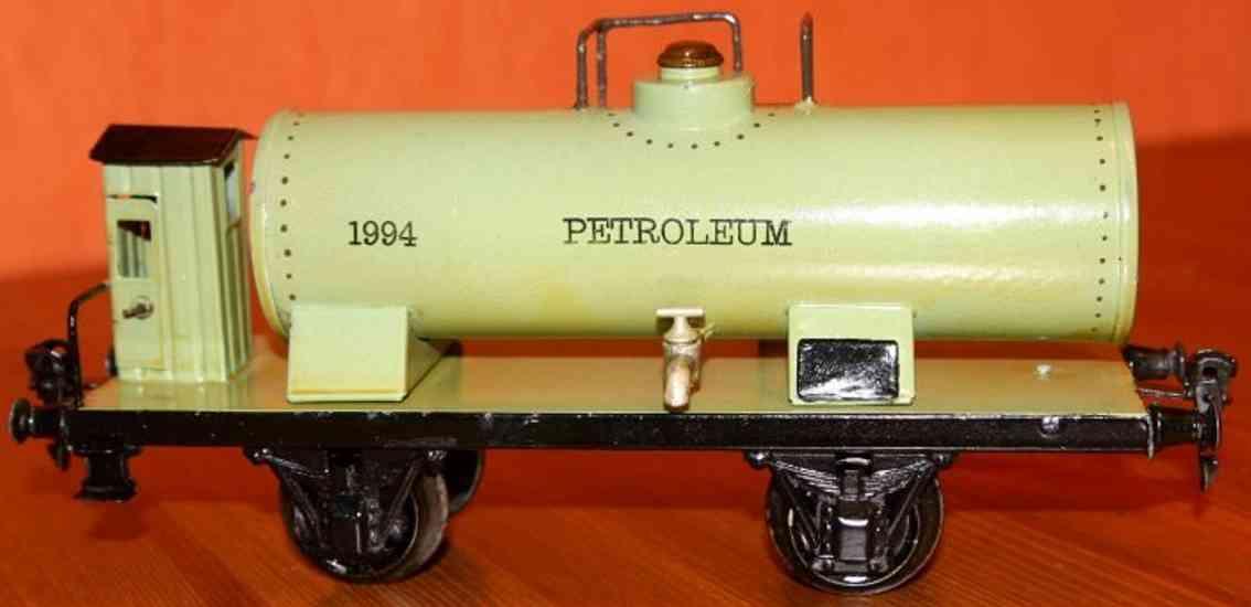 maerklin 1994/1 spielzeug kesselwagen petroleum spur 1